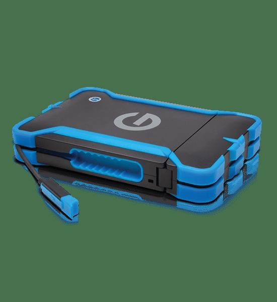G-Technology G-Drive ev ATC Thunderbolt USB 3 & SATA 1TB 7200
