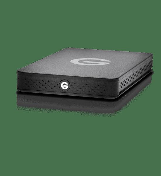 G-Technology G-Drive ev RAW Thunderbolt USB 3 & SATA 1TB 7200