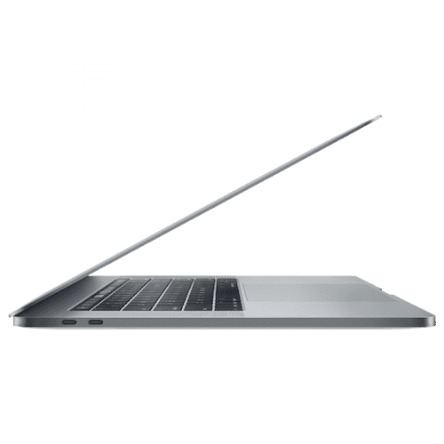 MacBook Pro 15-inch with Touch Bar: 2.2GHz 6-core Intel Core i7, 256GB - Silver | The brightest, most colorful Mac notebook display ever. Tradeline Apple