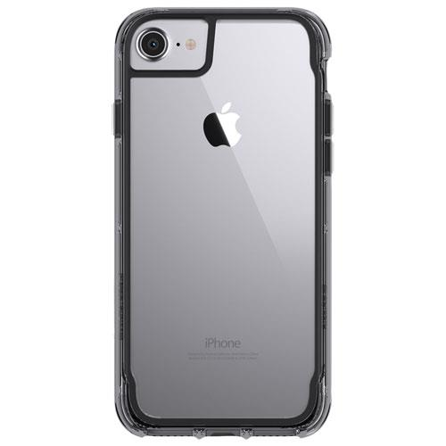 Griffin Survivor Clear for iPhone 8/iPhone 7 in Smoke/Clear