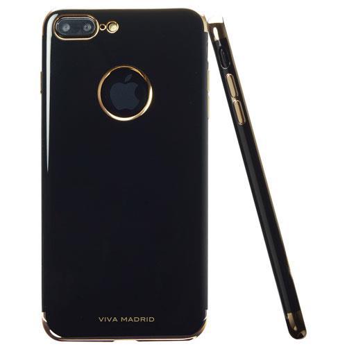 VIVA MADRID 360 Flexible Full Protection For iPhone 7 Plus Caviar Gunmetal