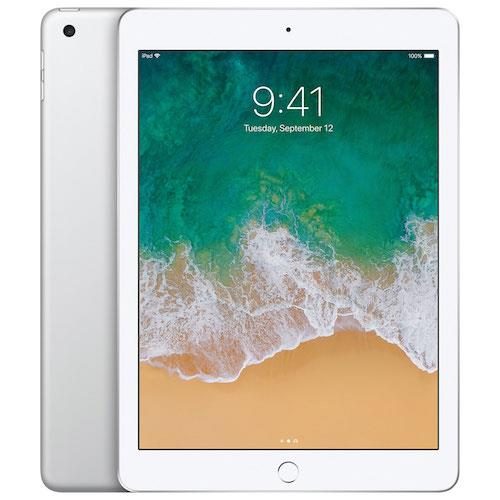 iPad 9.7-inch Wi-Fi Cell 128GB Silver ( 6th Generation ) | Tradeline Egypt Apple