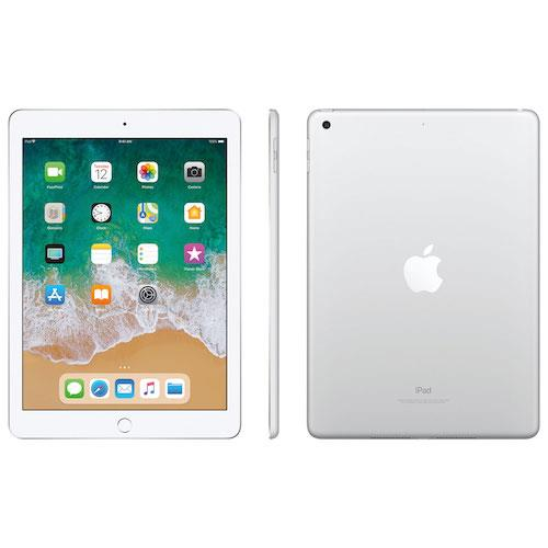 iPad 9.7-inch Wi-Fi Cell 128GB Silver ( 6th Generation )