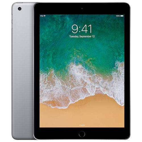 iPad 9.7-inch Wi-Fi Cell 32GB Space Grey ( 6th Generation ) | Tradeline Egypt Apple