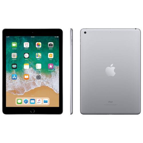 iPad 9.7-inch Wi-Fi Cell 128GB Space Grey ( 6th Generation )