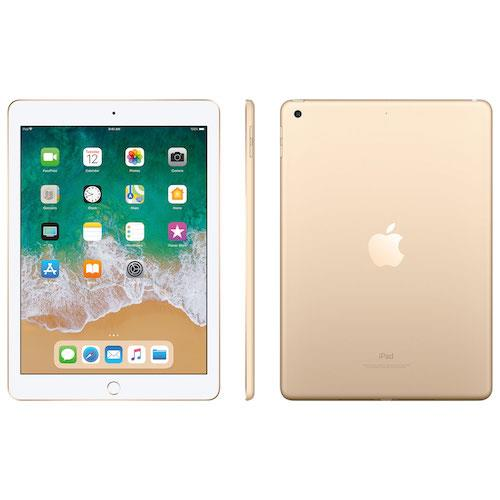 iPad 9.7-inch Wi-Fi Cell 128GB Gold ( 6th Generation )