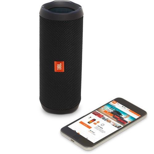 JBL Flip 4 Speaker Black