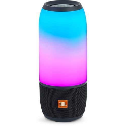 JBL Pulse 3 Portable Speaker Black | Tradeline Egypt Apple
