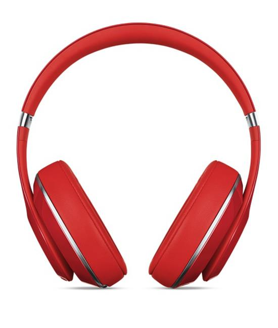 Beats Studio Wireless Red | The music moves with you Tradeline Apple