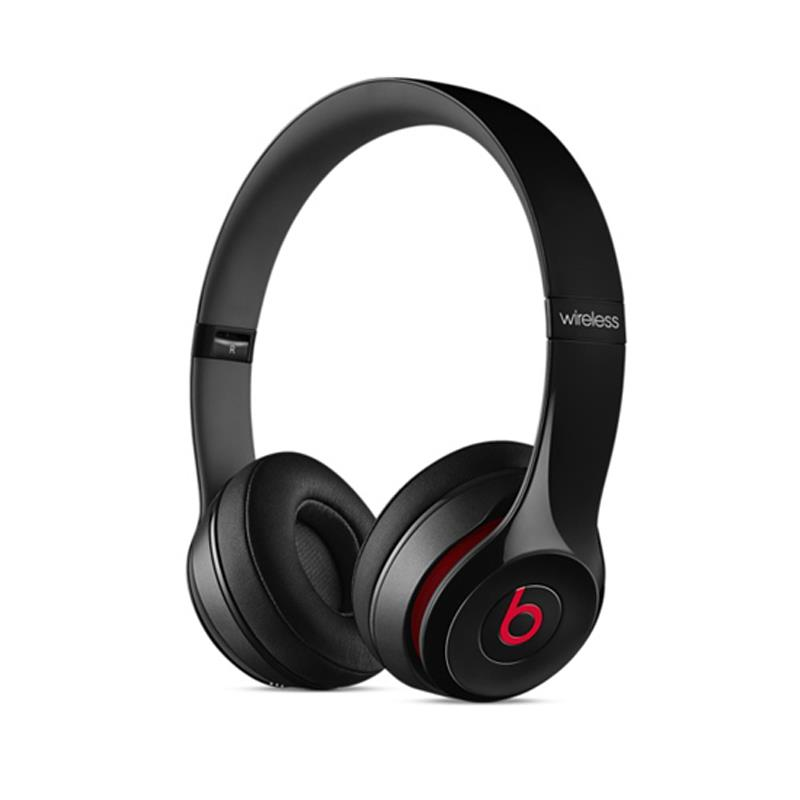Beats Solo2 Wireless Headphones - Black