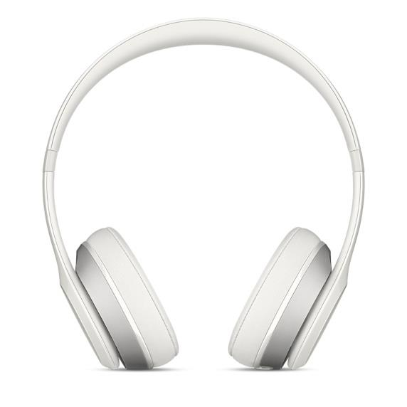 Beats Solo2 Wireless Headphones - White | Tradeline Egypt Apple
