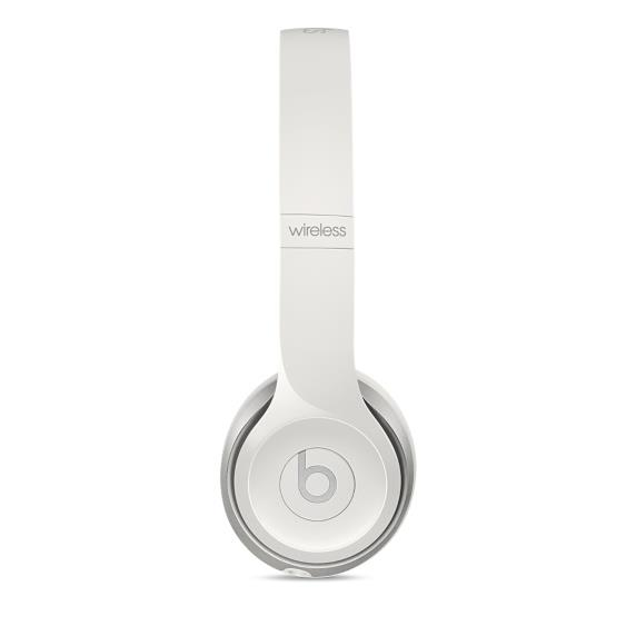 Beats Solo2 Wireless Headphones - White | Made for life on the go Tradeline Apple