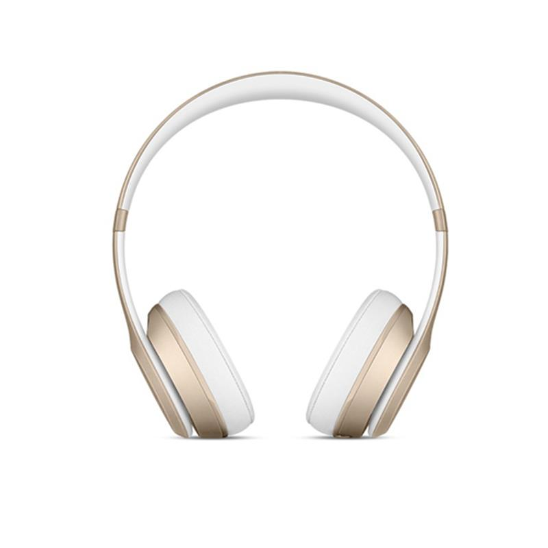Beats Solo2 Wireless Headphones - Gold | Tradeline Egypt Apple