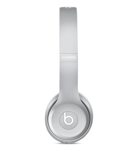 Beats Solo2 Wireless Headphones - Silver | Made for life on the go Tradeline Apple