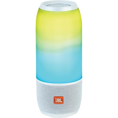 JBL Pulse 3 Portable Speaker White | Tradeline Egypt Apple