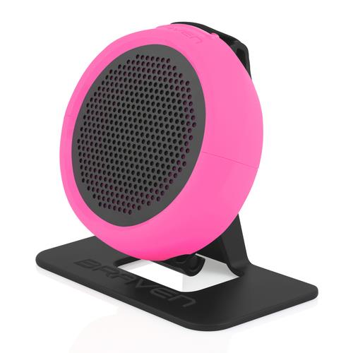 Braven Speaker 105 Raspberry | Versatile Mounting Tradeline Apple