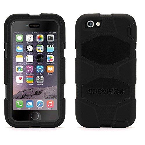 Griffin Survivor all Terrain iPhone 8/iPhone 7 Black - Apple iPhone 7 128GB Rose Gold accessory Tradeline
