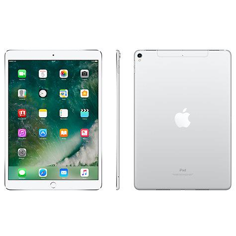 """iPad Pro 10.5"""" 512GB Wi-Fi Cell Silver"""