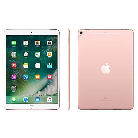 "iPad Pro 10.5"" 64GB Wi-Fi Cell Rose Gold"