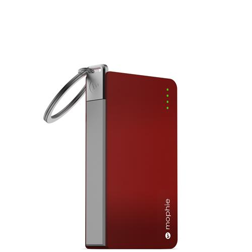 Mophie Power Reserve Lightning Red