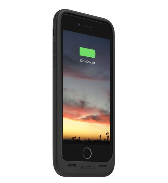 Mophie Juice Pack Air 100 Percent for iPhone 6 Black