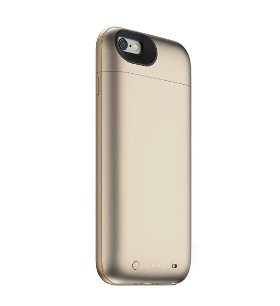 Mophie Juice Pack Air 100 Percent for iPhone 6 Gold