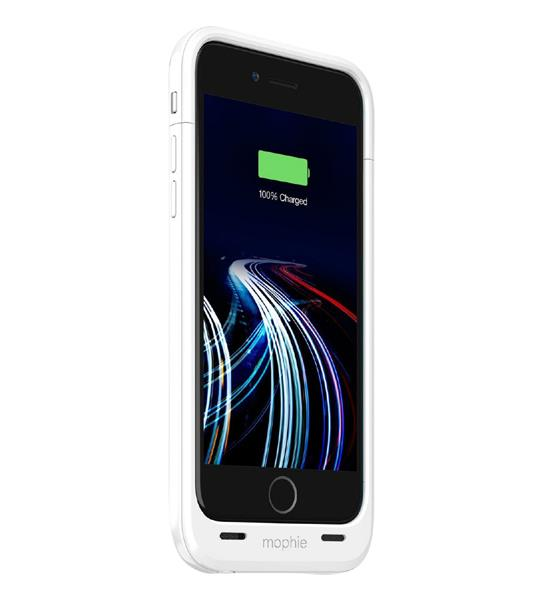 Mophie Juice Pack Ultra 150 Percent for iPhone 6 White | Tradeline Egypt Apple
