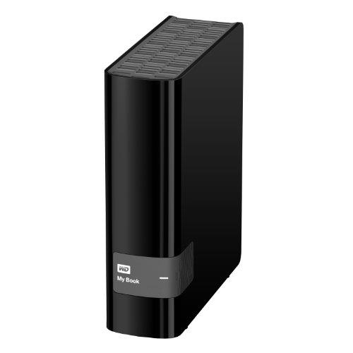 WD 3TB My Book Desktop External Hard Drive for PC/Mac
