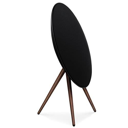 BeoPlay A9 Black With Walnut legs | Tradeline Egypt Apple