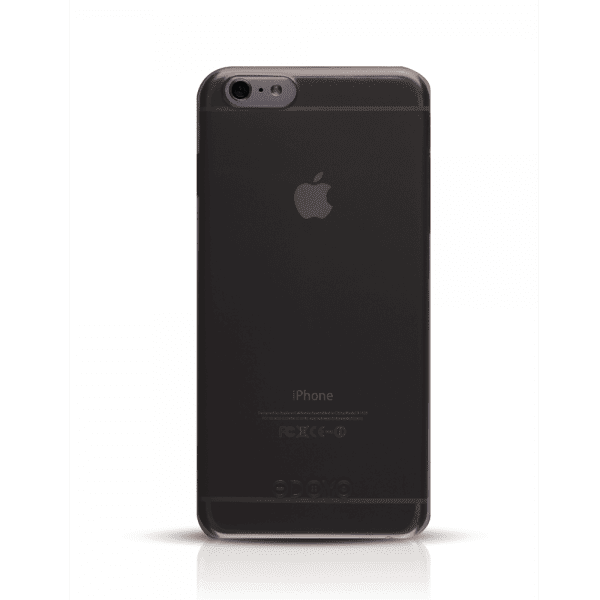 Odoyo Soft Edge Case for iPhone 6/6s Plus Black | Tradeline Egypt Apple