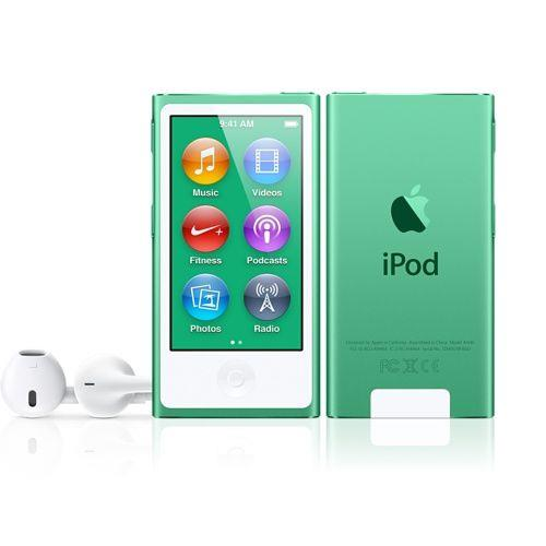 Apple iPod Nano 16GB - Green | Tradeline Egypt Apple