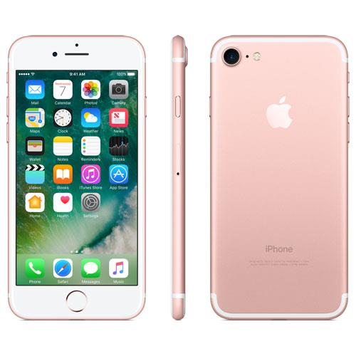 Apple iPhone 7 32GB Rose Gold | Built to be water resistant Tradeline Apple
