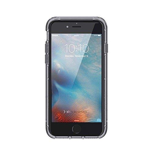 Griffin Survivor Clear for iPhone 8/iPhone 7 in Matte Space Gray/Clear