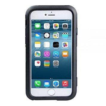 Griffin Survivor Adventure For iPhone 6, 6s Clear/Black