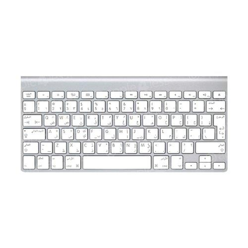Apple Wireless Keyboard - Arabic - iMac 27 -inch 5K Retina, Core i5 3.5GHz/8GB/1TB Fusion/AMD Radeon Pro 575  w/4GB accessory Tradeline