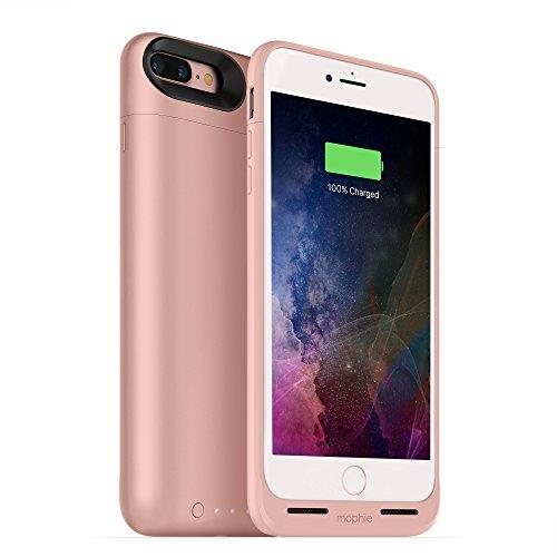 Mophie Juice Pack Air iPhone 7 Plus/8 Plus 2,420 mAh Rose Gold | Tradeline Egypt Apple