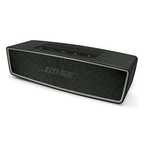 Bose SoundLink Mini Speaker II Carbon | Tradeline Egypt Apple
