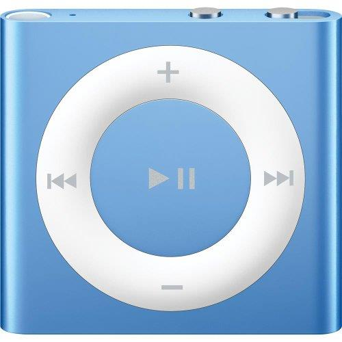 Apple iPod Shuffle 2GB - Blue | Tradeline Egypt Apple
