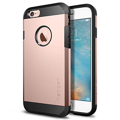 Spigen Tough Armor For iPhone 6s Rose Gold   Tradeline Egypt Apple