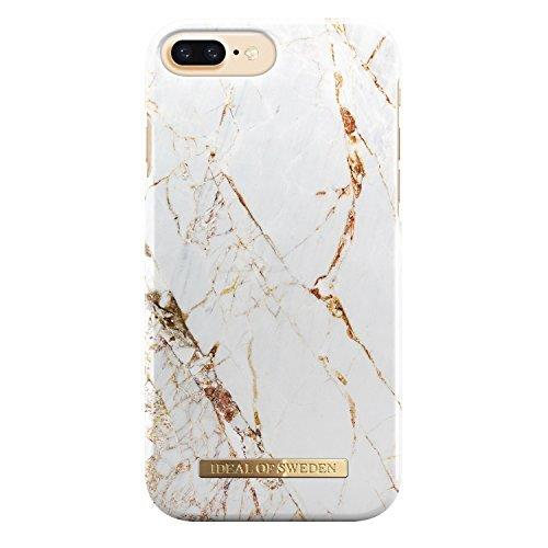 iDeal of Sweden Carrara Gold For iPhone 7 Plus & 8 Plus | Tradeline Egypt Apple