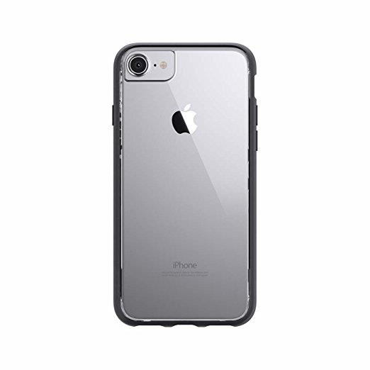 Griffin Reveal iPhone 8/iPhone 7 - Black/Clear