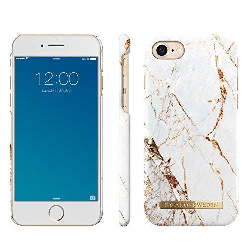 iDeal of Sweden Carrara Gold For iPhone 6, 6S, 7 & 8