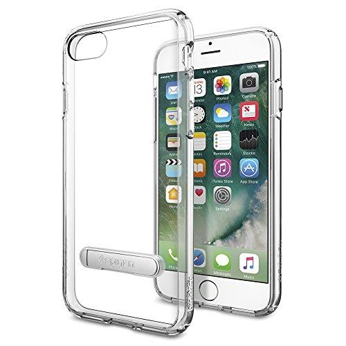 Spigen iPhone 7 Case Ultra Hybrid Crystal Clear | Tradeline Egypt Apple