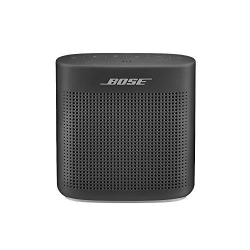 Bose SoundLink Color Blutooth Speaker II Soft Black | Tradeline Egypt Apple