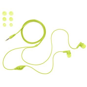 Griffin TuneBuds Mic+Music - Lime