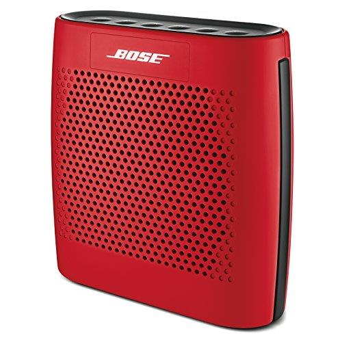 Bose SoundLink Colour Red | Tradeline Egypt Apple