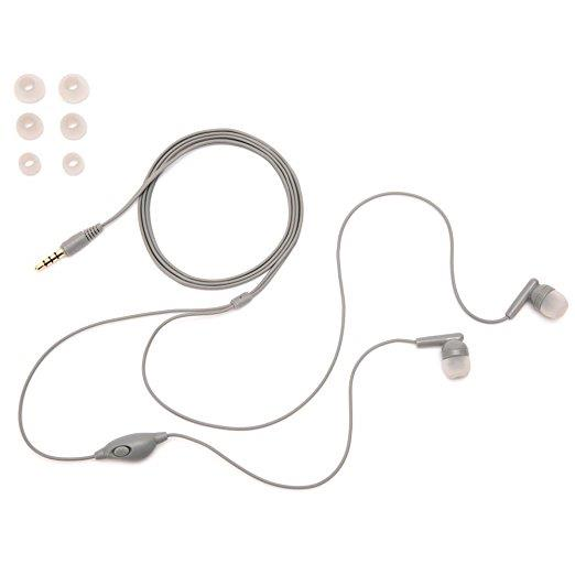 Griffin TuneBuds Mic+Music - Grey