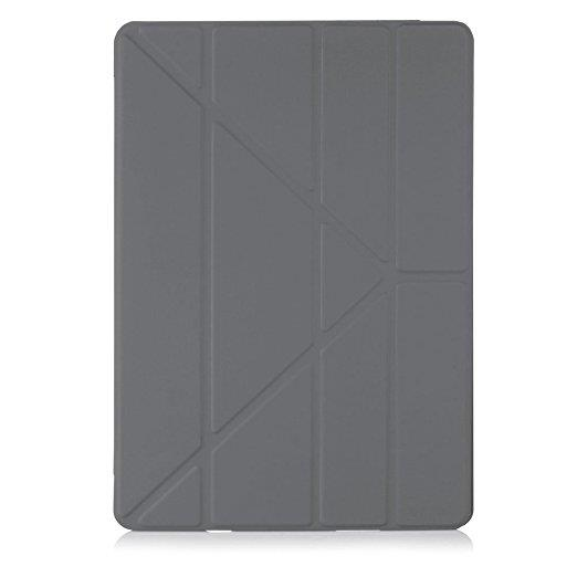 Pipetto The Origami case for iPad Pro 12.9 Grey | Tradeline Egypt Apple