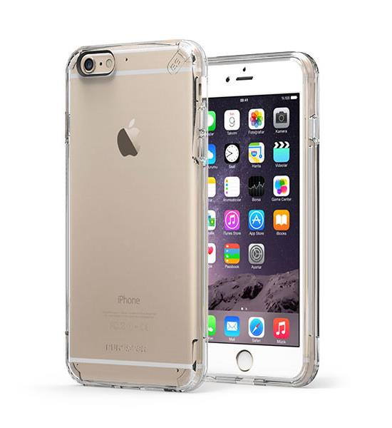 Puregear Slim Shell Pro Clear for iPhone 6s Plus /6 Plus | Tradeline Egypt Apple