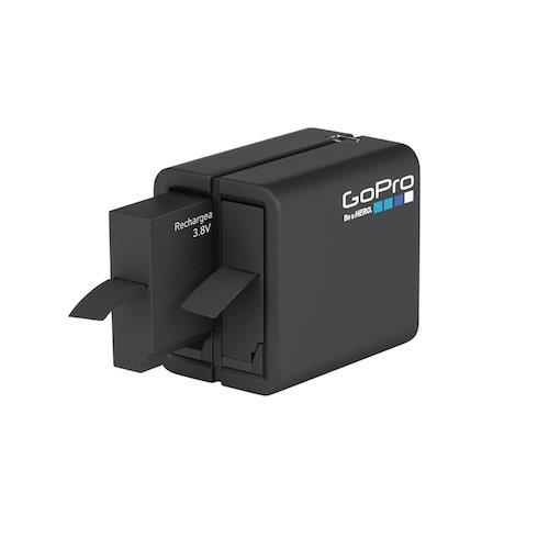 GoPro Dual Battery Charger + Battery | Tradeline Egypt Apple